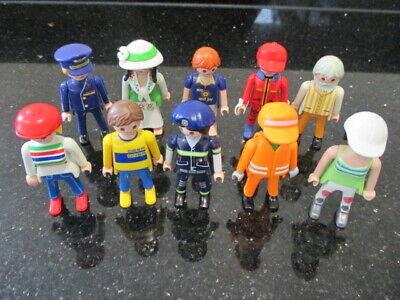 Playmobil - 10 Random, Assorted Figures #10