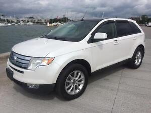 2010 Ford edge SEL AWD $8995
