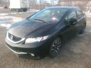 2014 Honda Civic Berline Touring
