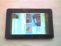 ATAB Seven Dual Core 16Gb WiFi 7 inch Tablet , PSU , Lead , User Guides & Box