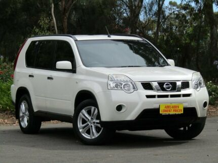 2011 Nissan X-Trail T31 Series IV ST 2WD White 1 Speed Constant Variable Wagon Melrose Park Mitcham Area Preview