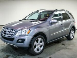 2010 Mercedes-Benz M-Class ML 350 BLUETEC DIESEL