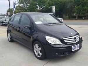 2006 Mercedes-Benz B200 W245 Black 7 Speed Constant Variable Hatchback St James Victoria Park Area Preview