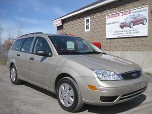 2007 Ford Focus AUTO, WAGON, 131km, 12M.WRTY+SAFETY $4995