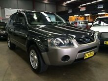 2008 Ford Territory SY MY07 Upgrade TX (RWD) Grey 4 Speed Auto Seq Sportshift Wagon Macquarie Hills Lake Macquarie Area Preview