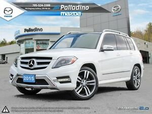 2015 Mercedes-Benz GLK-Class GLK 350-CLASSY-LOADED-LEATHER INTER