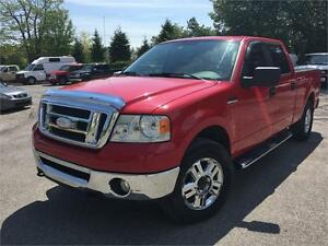 2007 Ford F-150 XLT 8 Cylinder Engine 5.4L/330