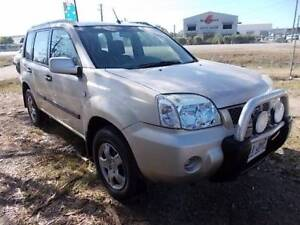 2005 Nissan X-trail Wagon Mount Louisa Townsville City Preview