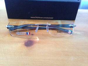 Authentic Tag Heuer Eyeglasses