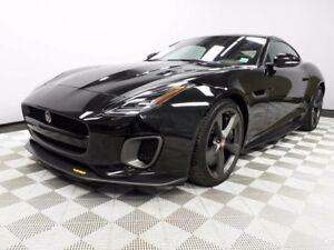 2018 Jaguar F-TYPE SPORT LE