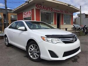 2014 Toyota Camry LE 18000km