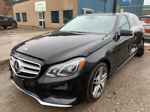 2016 Mercedes E400 with 28k just in for sale at Pic N Save!