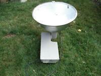 Outdoor Stadium Light by Hubbell