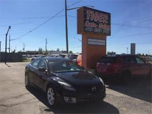 2009 Mazda Mazda6 i Touring**LEATHER**PUSH START**AS IS SPECIAL