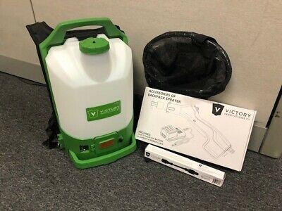 victory vp300esk pro electrostatic backpack sprayer ships
