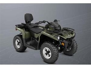 Used 2016 Can-Am OUTLANDER L MAX 450 DPS