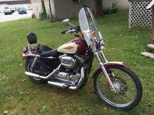 trade Sportster for classic car