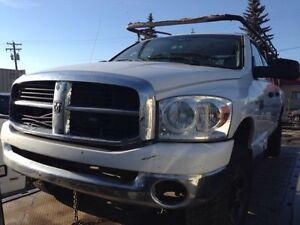 2007 DODGE RAM 2500 HEAVY DUTY for parts