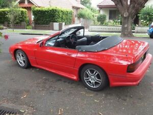 1990 Mazda RX7 SERIES 5 Red 4 Speed Automatic Coupe North Manly Manly Area Preview