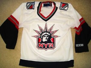 New York Rangers NHL Hockey Jersey CCM