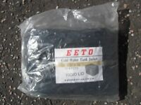 """Cold Water Tank Jacket - 18"""" x 12"""" x 12"""" with rigid lid - New and sealed"""