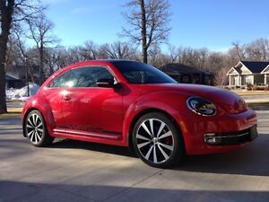 2013 Volkswagen Beetle Super Beetle Coupe (2 door)