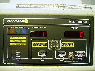 Gaymar Medi-therm Mta-4700 Hyper-hypothermia System