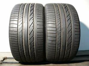 255/50/19 TIRES! Pneus D'ETE Usages!