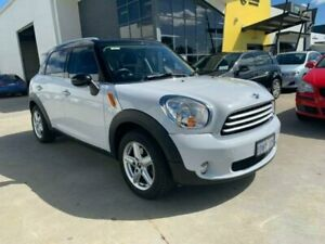 2012 Mini Countryman R60 Cooper Chilli White 6 Speed Sports Automatic Wagon Welshpool Canning Area Preview