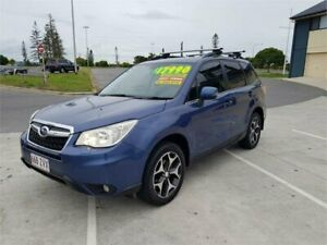 2013 Subaru Forester MY13 2.5I-S Blue Continuous Variable Wagon Cleveland Redland Area Preview