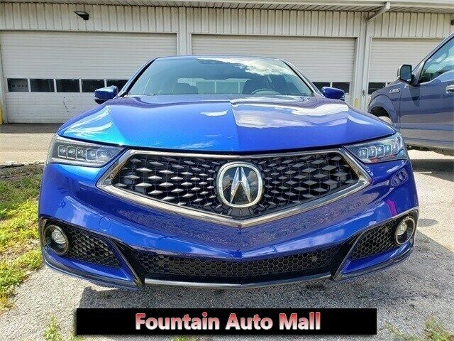 Image 2 Voiture American used Acura TLX 2020