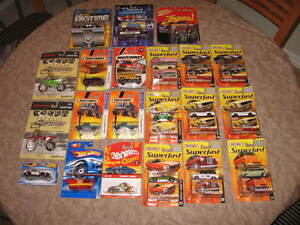"Cars, Collecters  ""Matchbox Superfast"";  ""Hot Wheels""  etc London Ontario image 1"