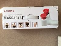 Acumag Professional pounding deep tissue Massager
