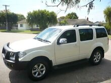 2010 Nissan Pathfinder R51 MY07 ST-L (4x4) White 5 Speed Automatic Wagon Bairnsdale East Gippsland Preview