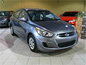2015 Hyundai Accent L    UNDER 2,000 Kilometers!
