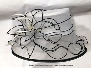 Brand new hand crafted fascinator and lady hats Queen's Plate
