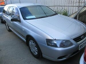 2009 Ford Falcon BF Mk III XT Silver 4 Speed Sports Automatic Wagon Tottenham Maribyrnong Area Preview