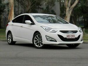 2014 Hyundai i40 VF2 Elite White 6 Speed Sports Automatic Sedan Slacks Creek Logan Area Preview