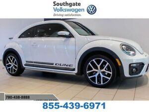 2017 Volkswagen Beetle Coupe DUNE | NAV | BACK UP CAMERA | PARK