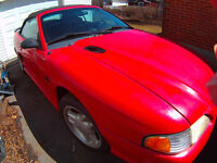 Ford Mustang GT Cabriolet Convertible