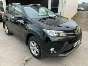 2013 Toyota RAV4 ASA44R GXL AWD Black 6 Speed Sports Automatic Wagon Colac Colac-Otway Area Preview