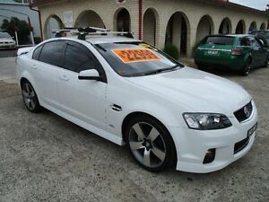 2013 Holden Commodore VE II MY12.5 SV6 Z-Series White 6 Speed Automatic Sedan South Nowra Nowra-Bomaderry Preview