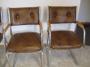 2 CHAIRS -OFFERS
