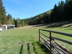 110 acres of pristine acreage bordering Mission Creek