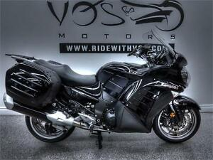 2011 Kawasaki ZG1400 Concours V2375NP-**No Payments For 1 Year