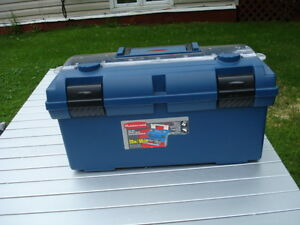 NEW PRICE - RUBBERMAID TOOLBOX