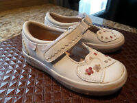 Ked's Little Girl's running shoes with Velcro strap