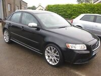 VOLVO S40 2.0 SPORT R DESIGN ONLY £43 ON FINANCE
