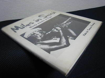 Miles in Savoi Miles Davis Japan only Planned Book in 1984
