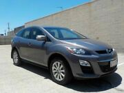 2010 Mazda CX-7 ER10L2 Classic Activematic Grey 5 Speed Sports Automatic Wagon Southport Gold Coast City Preview
